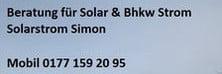 Solarstrom-Simon