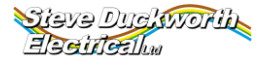Steve Duckworth Electrical Ltd.