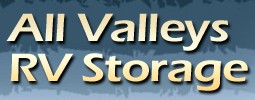 All Valleys RV Storage