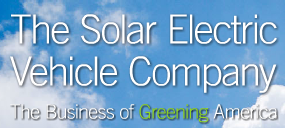 The Solar Electric Vehicle Company