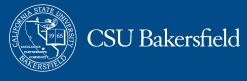 California State University, Bakersfield