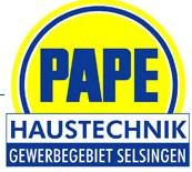 Bildergebnis für Pape Haustechnik