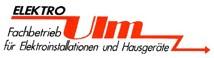 Elektro Ulm GmbH & Co.KG