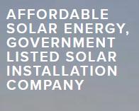 Affordable Solar Energy
