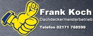 Frank Koch Dachdeckermeisterbetrieb