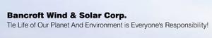 Bancroft Wind & Solar Corp.