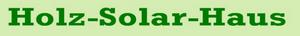Holz-Solar-Haus