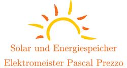 Solar und Energiespeicher Elektromeister Pascal Prezzo