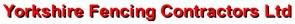 Yorkshire Fencing Contractors Ltd