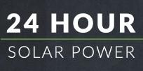 24 Hour Solar Power