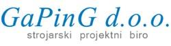 GaPinG projektiranje, trgovina, usluge doo