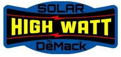 High Watt Solar