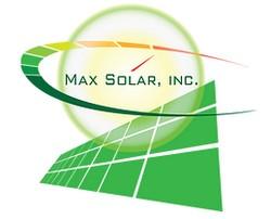 Max Solar Inc.