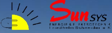 Sunsys Energietechnik Friedhelm Schneider e.K.