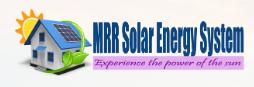 MRR Solar Energy System