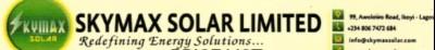 Skymax Solar Limited