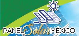 Panel Solar Mexico
