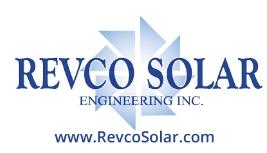 Revco Solar Engineering