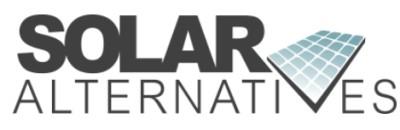 Solar Alternatives, Inc