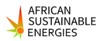 African Sustainable Energies
