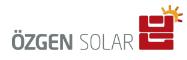 ÖZGEN Solar Enerji ve Ticaret A.Ş.