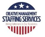 Creative Management Staffing Services LLC