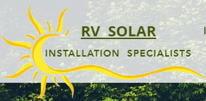 RV Solar Install and Service