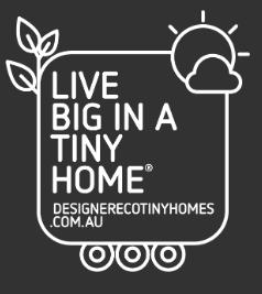 Designer Eco Tiny Homes