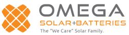 Omega Solar + Batteries