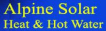 Alpine Solar Heat & Hot Water