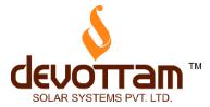 Devottam Solar Systems Pvt Ltd.
