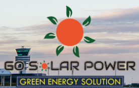 GO Solar Power Green Energy Solution