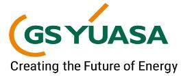 GS Yuasa Energy Solutions