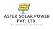 Aster Solar Pvt. Ltd.