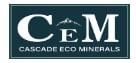 Cascade Eco Minerals LLC