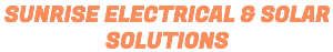 Sunrise Electrical & Solar Solutions