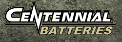 Centennial Batteries