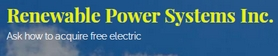 Renewable Power Systems Inc.