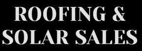 Roofing & Solar Sales