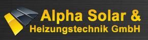 Alpha Solar - und Heizungstechnik GmbH