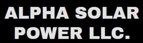 Alpha Solar Power LLC.