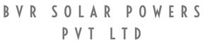BVR Solar Powers Pvt. Ltd.