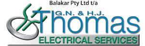 G.N. & H.J. Thomas Electrical Services