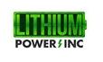 Lithium Power, Inc.