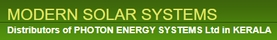 Modern Solar Systems