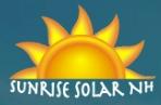 Sunrise Solar NH