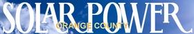 Solar Power Orange County