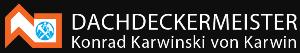 Dachdeckermeister Konrad Karwinski von Karwin