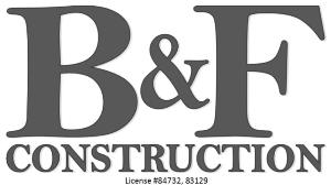 B & F Construction