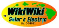 WikiWiki Solar & Electric